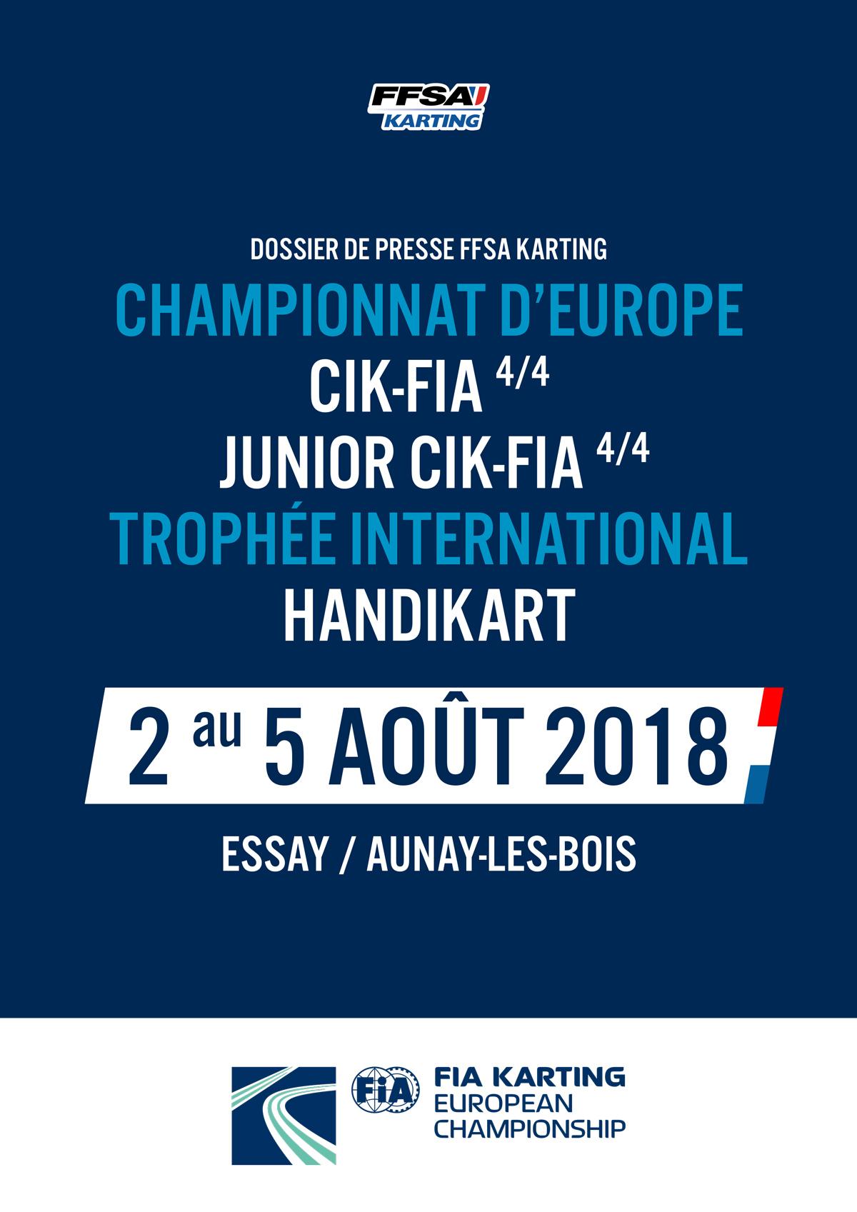 FFSA_Karting_2018_Dossier_Presentation_CIK-FIA_Aunay-les-Bois