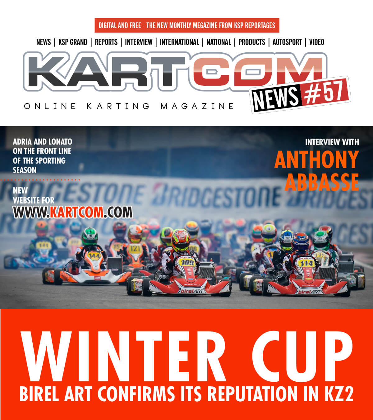 ISSUU_KARTCOM_News_n57_vEN